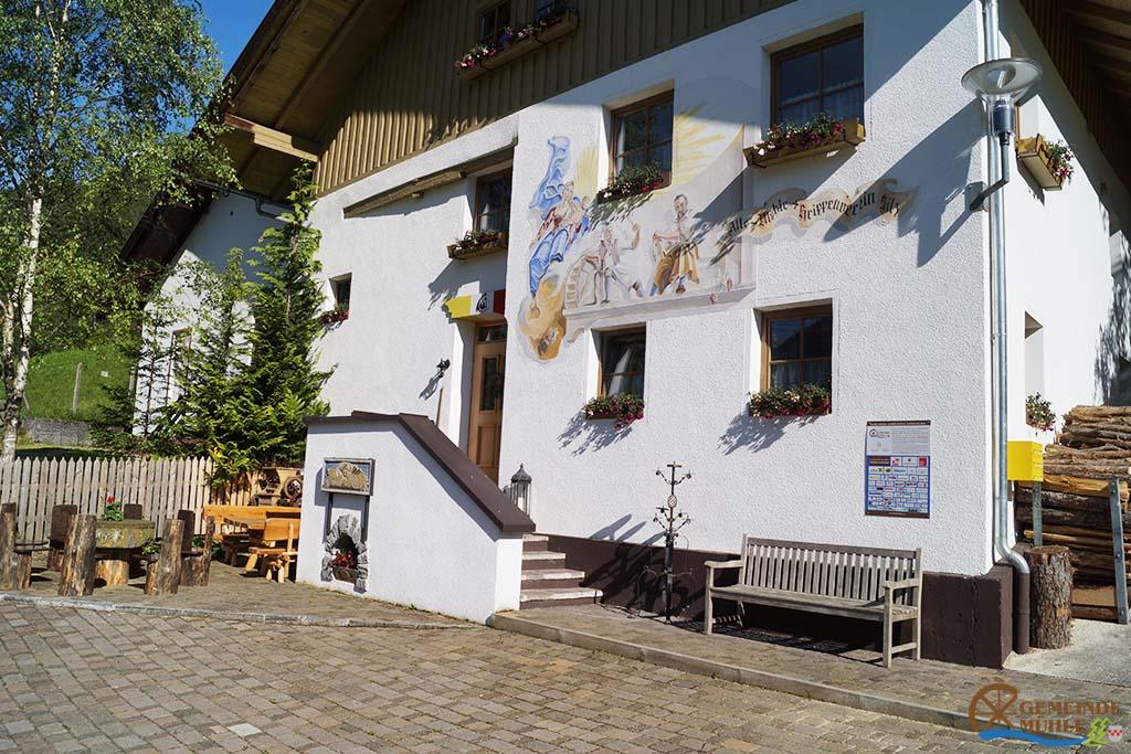 Gemeindemühle Silz